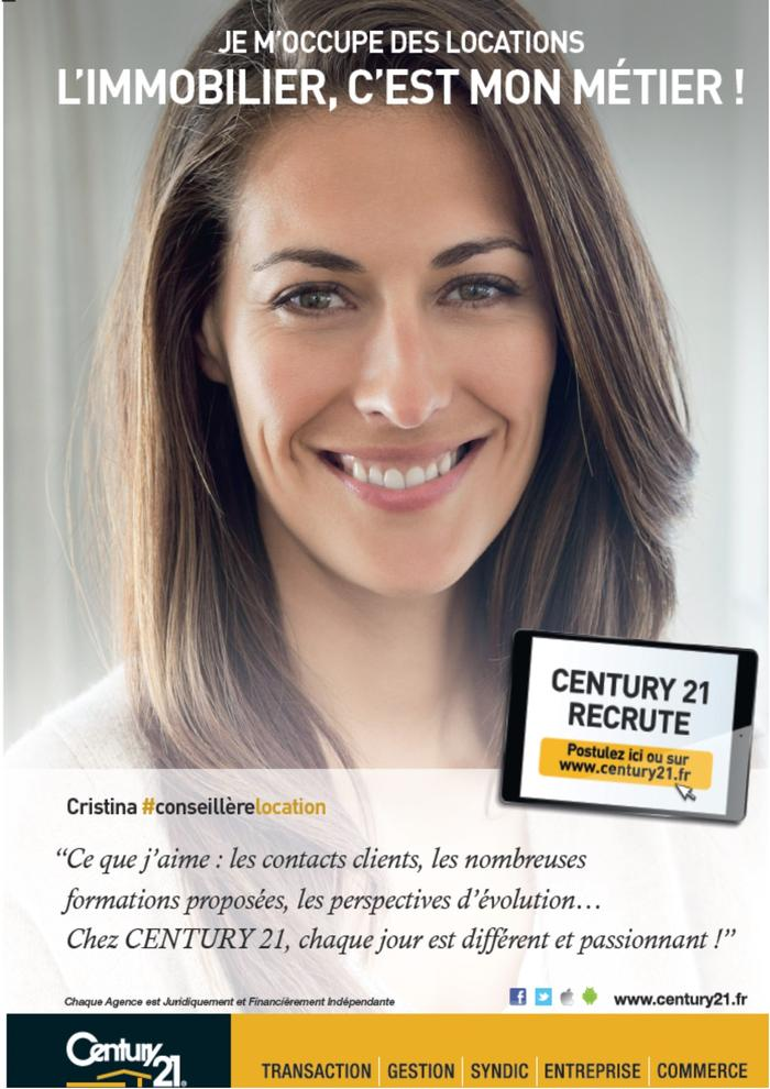 agent immobilier recrutement century 21 aars immo thiais